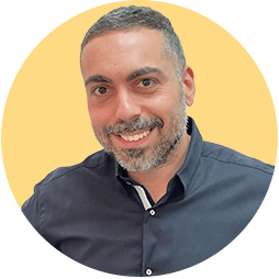 חן גחלי - מנהל מרכז התמיכה